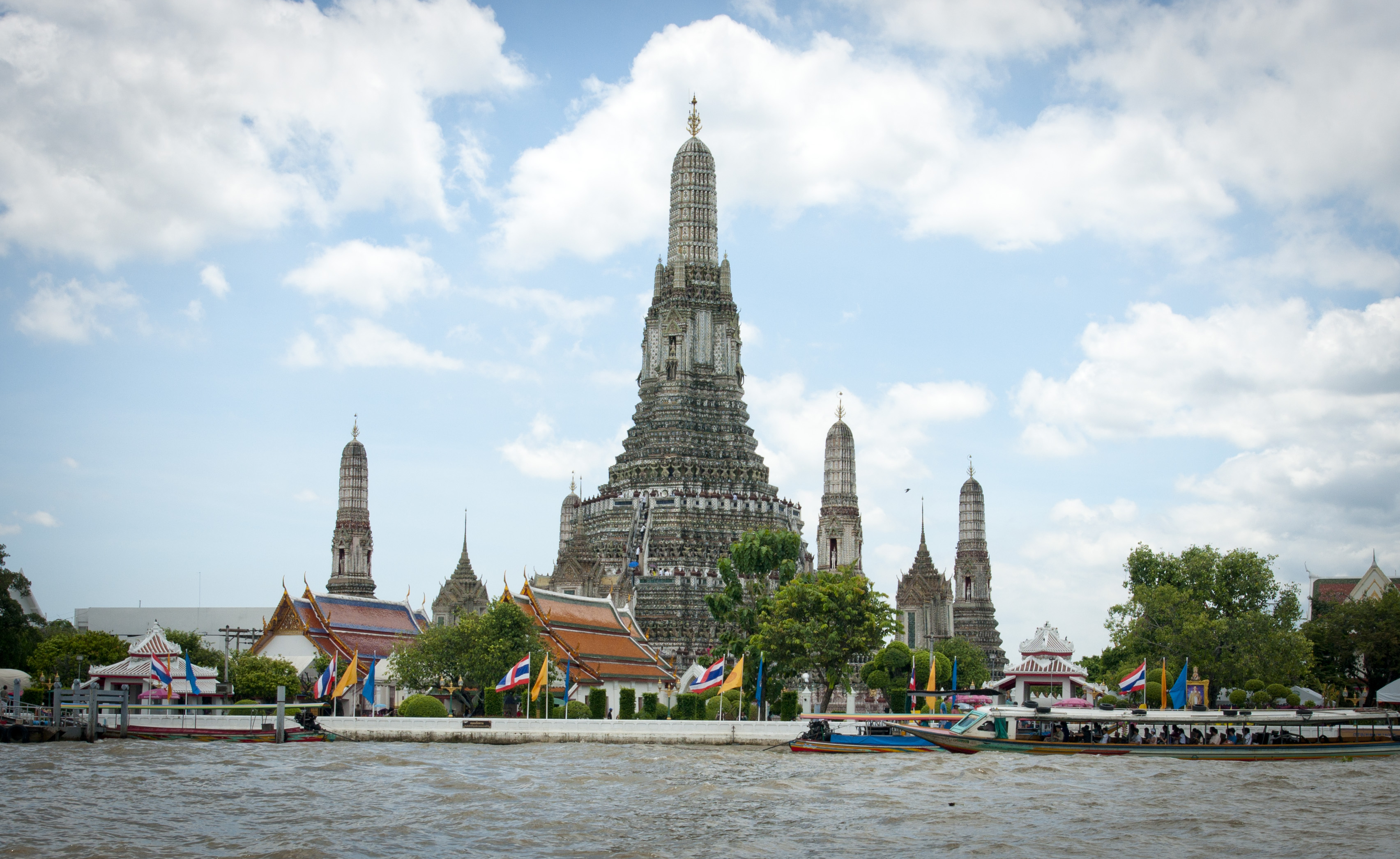 Wat Arun Quot The Temple Of Dawn Quot Learn Thai With Mod