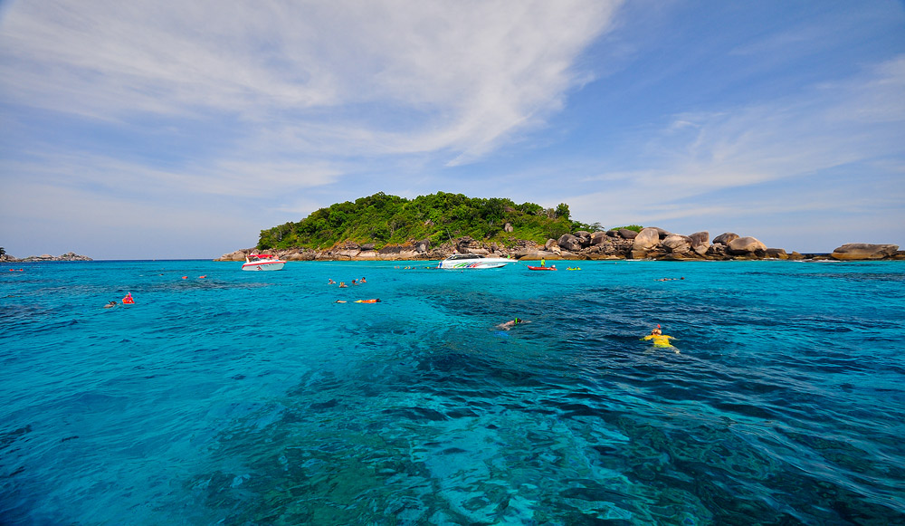 The Similan Islands  Learn Thai with Mod