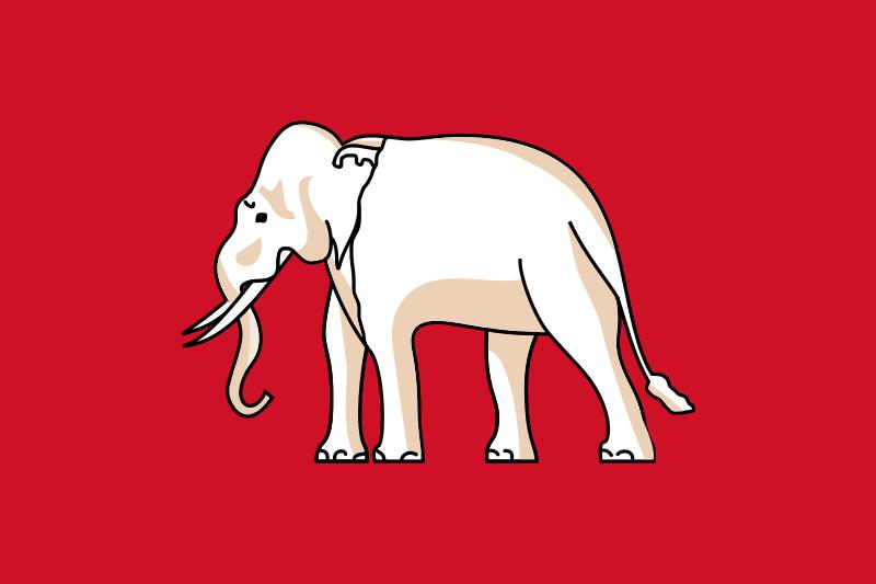 flag of Thailand 2